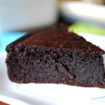 Easy Chocolate Decadence Cake Recipe