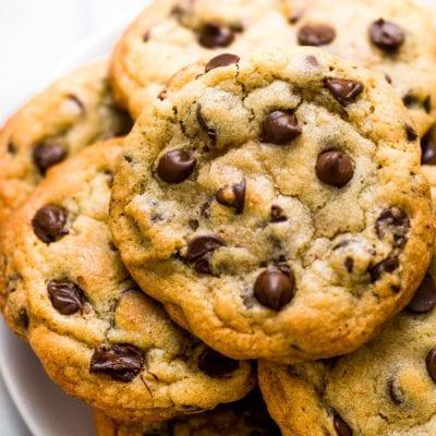 Easy Classic Chocolate Chip Cookies Recipe