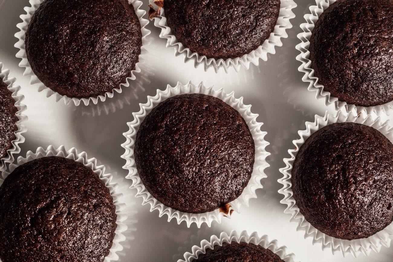 Nairobi Chocolate Cupcakes