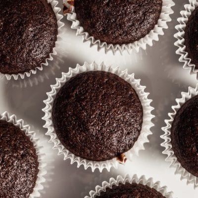 Easy Nairobi Chocolate Cupcakes Recipe