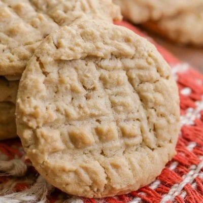Easy Oatmeal Peanut Butter Cookies Recipe