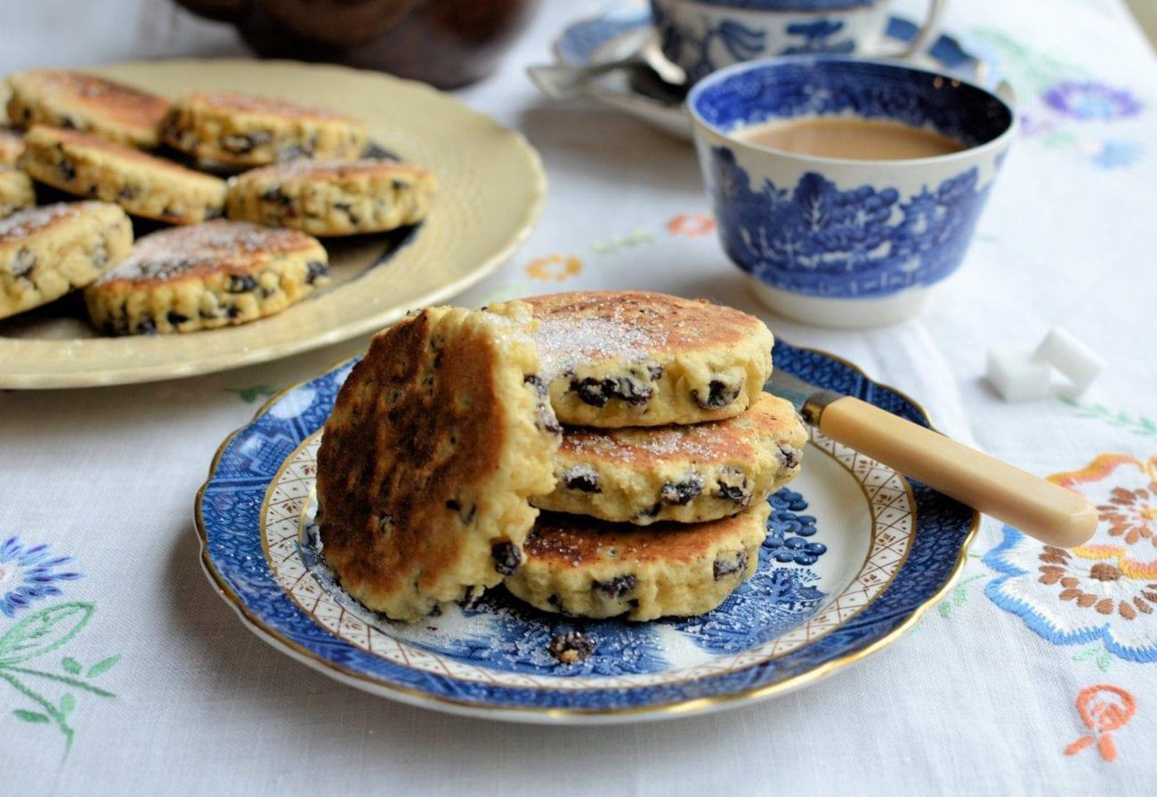 Olive's Welshcakes