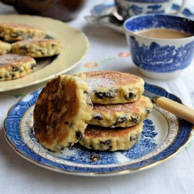 Olive's Welshcakes recipe