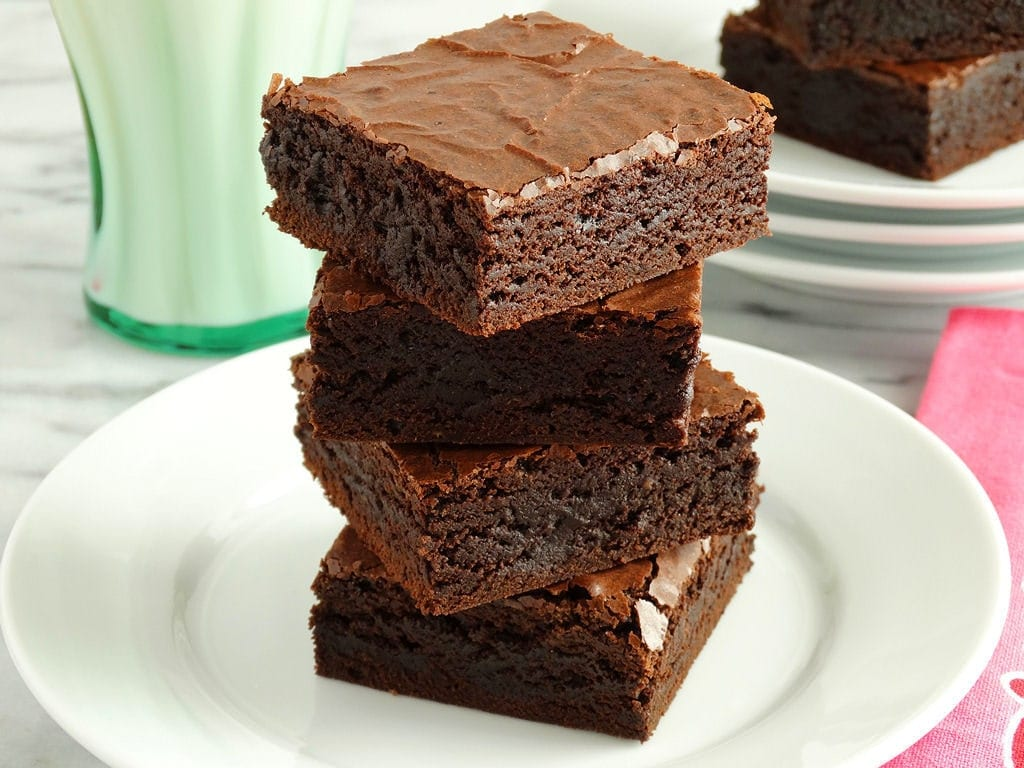 Surprise chocolate brownies