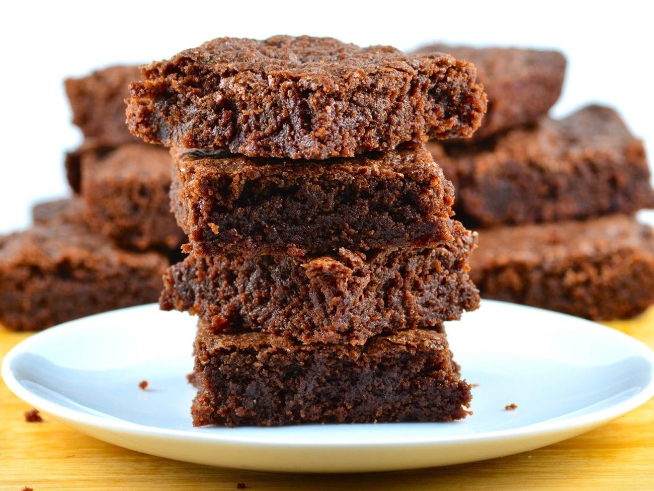 Ultimate chocolate brownies