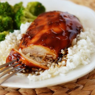 Easy Baked Teriyaki Chicken Recipe